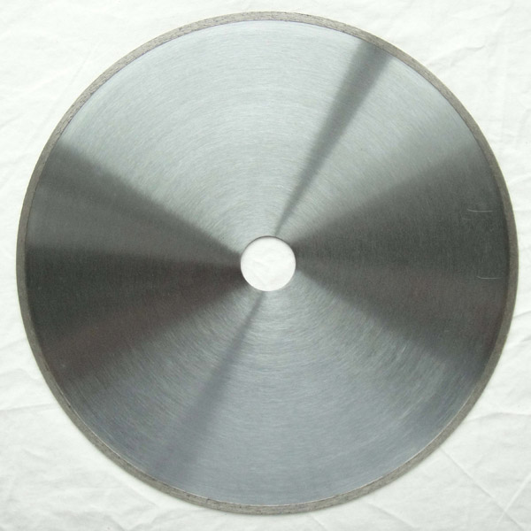 Diamond Saw Blades Hot Press Sintered Continuous Rim Special For Tile Cut Danyang Zhengyang Tool Manufacturing Co Ltd