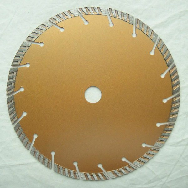 Diamond Saw Blades Sintered Segmented Turbo Danyang
